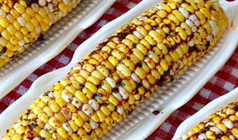 Roasted Paprika Corn
