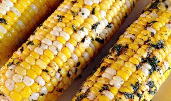 Roasted Paprika Corn