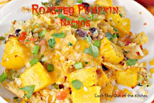 Roasted Pumpkin Nachos - IMG_3184
