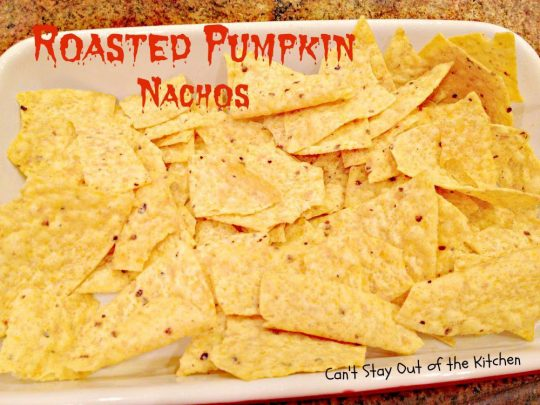Roasted Pumpkin Nachos - IMG_7934