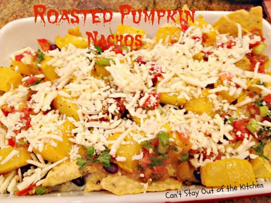 Roasted Pumpkin Nachos - IMG_7939