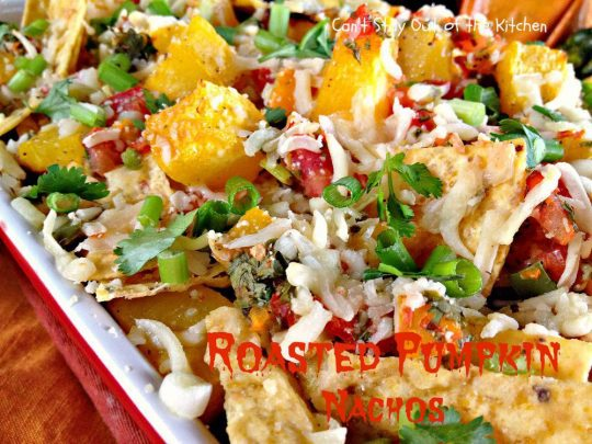 Roasted Pumpkin Nachos - IMG_7972