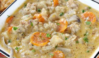 Sausage Potato Chowder