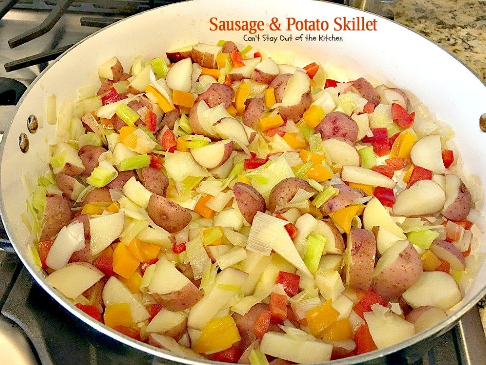 Potato Skillet Recipe — Dishmaps