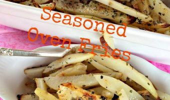 Seasoned Oven Fries