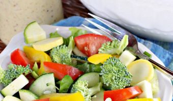 Simple Tossed Salad