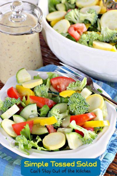 Simple Tossed Salad - IMG_3271