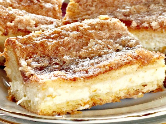 Sopapilla Cheesecake | Can't Stay Out of the Kitchen | these quick ...