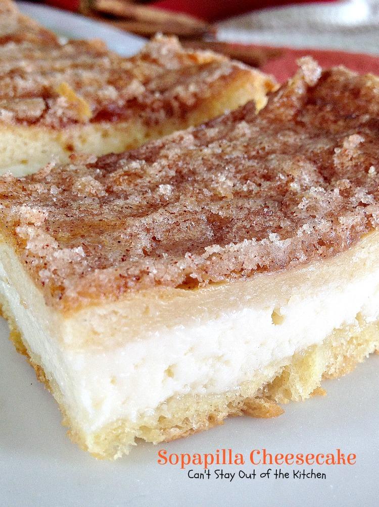 Sopapilla Cheesecake Dessert Recipes — Dishmaps