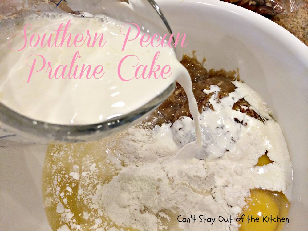 Southern Praline Pecan Cake Recipes — Dishmaps