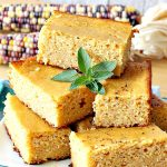 Southern-Style Cornbread   Can't Stay Out of the Kitchen   this is one of the BEST #cornbread #recipes you'll ever eat! It's so mouthwatering & delicious it's like eating #dessert! Every bite will have you coming back for more. #Southern #molasses #SouthernCornbread #SouthernStyleCornbread #cornmeal #MoistCornbread #BestCornbread #Fall #FallBaking
