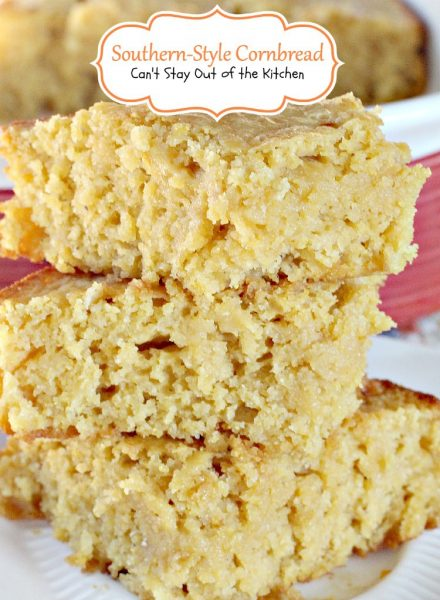 Southern-Style Cornbread - IMG_3136