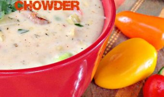 Southern Style Succotash Chowder