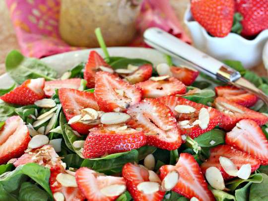 Special Strawberry Spinach Salad - IMG_7540.jpg