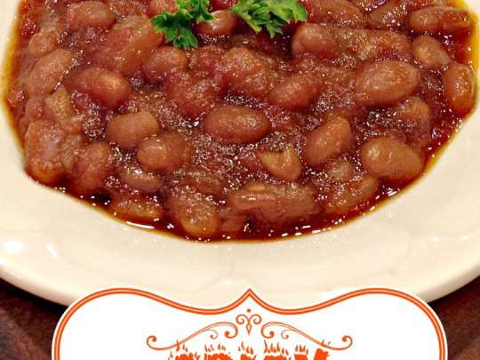 Spicy Baked Beans | Can't Stay Out of the Kitchen | quick and easy # ...