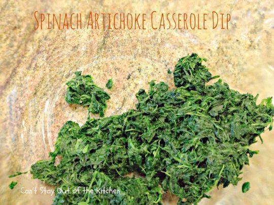 Spinach Artichoke Casserole Dip - IMG_9397.jpg