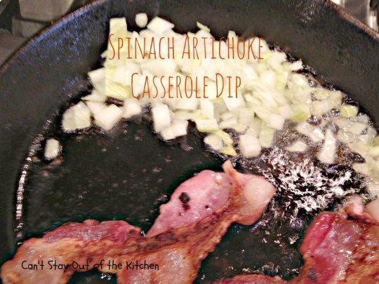 Spinach Artichoke Casserole Dip - IMG_9400.jpg