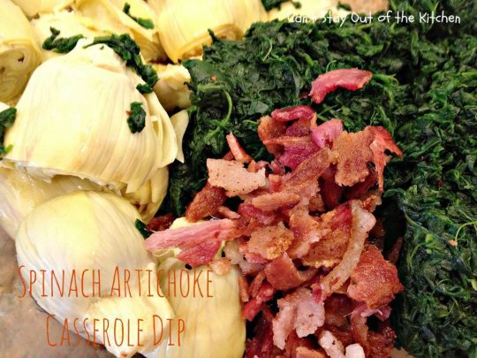 Spinach Artichoke Casserole Dip - IMG_9406.jpg