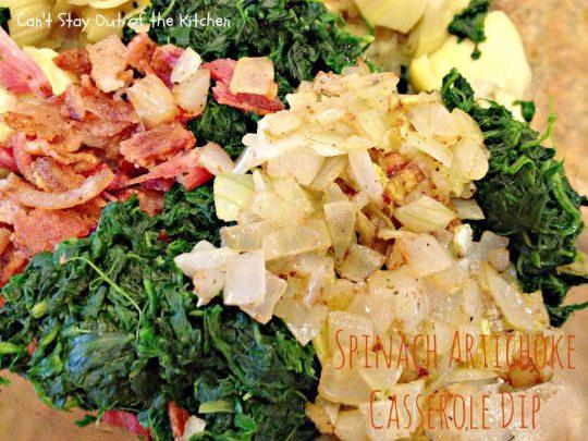 Spinach Artichoke Casserole Dip - IMG_9407.jpg