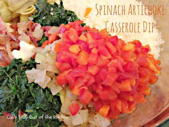 Spinach Artichoke Casserole Dip - IMG_9411.jpg