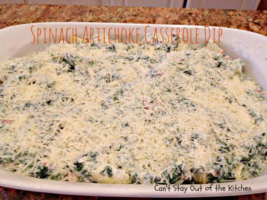 Spinach Artichoke Casserole Dip - IMG_9420.jpg