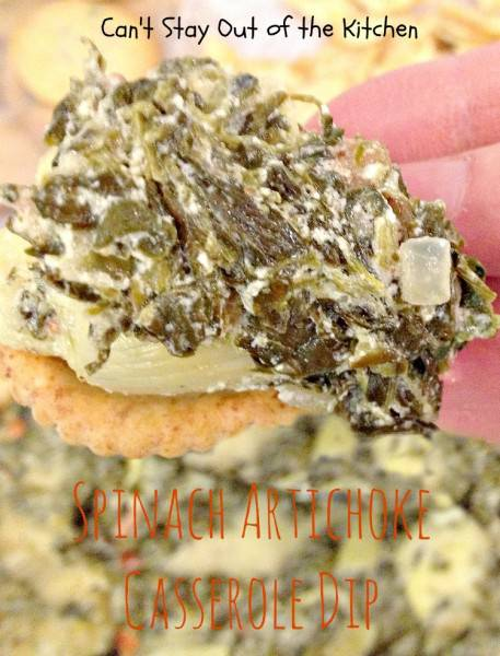 Spinach Artichoke Casserole Dip - IMG_9601.jpg