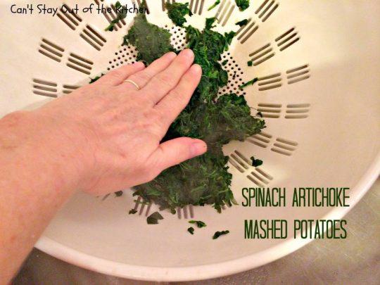 Spinach Artichoke Mashed Potatoes - IMG_8256