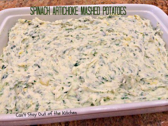Spinach Artichoke Mashed Potatoes - IMG_8271