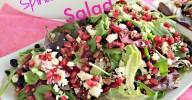 Spinach Pomegranate Salad - IMG_0539.jpg