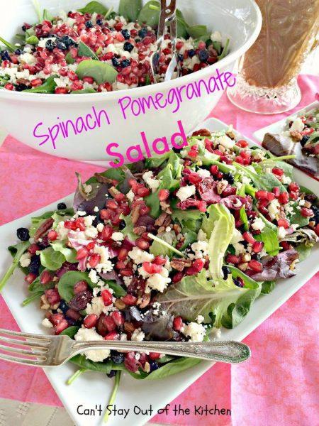 Spinach Pomegranate Salad - IMG_0539.jpg.jpg