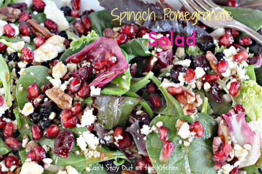 Spinach Pomegranate Salad - IMG_5804.jpg