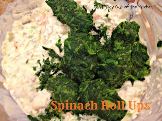 Spinach Roll Ups - IMG_2724