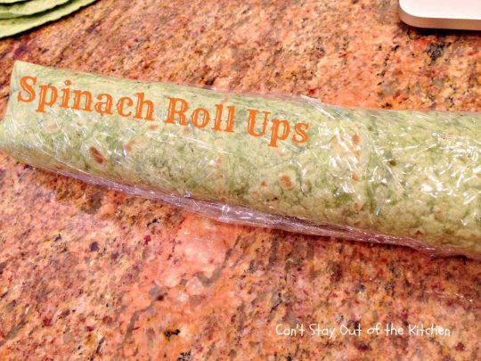 Spinach Roll Ups - IMG_2732