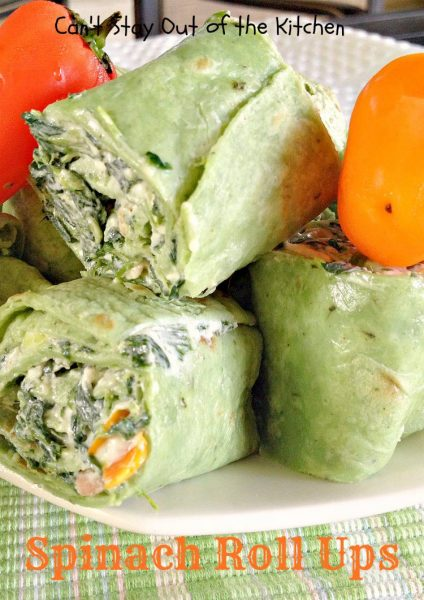 Spinach Roll Ups - IMG_2857