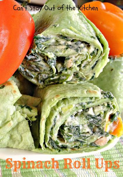 Spinach Roll Ups - IMG_2858
