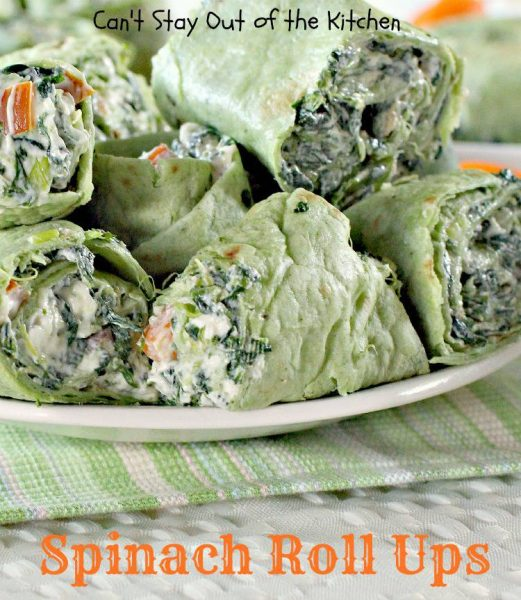 Spinach Roll Ups - IMG_8227
