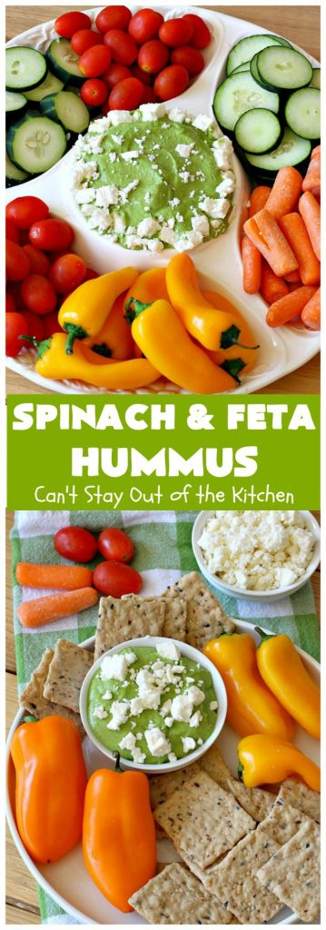 is hummus allowed on whole food diet