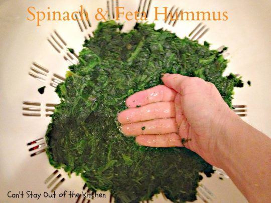 Spinach and Feta Hummus - IMG_6515
