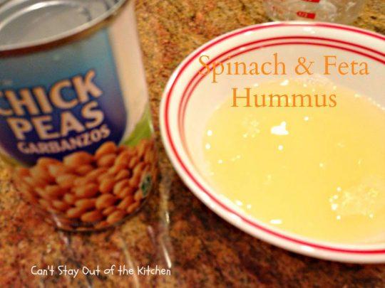 Spinach and Feta Hummus - IMG_6516