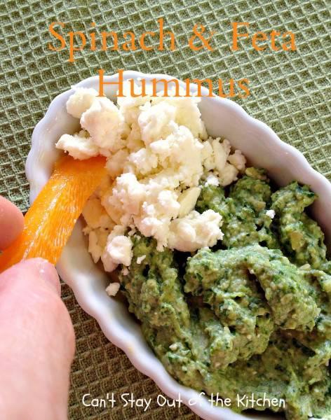 Spinach and Feta Hummus - IMG_6547
