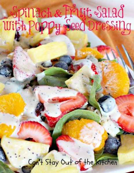 Spinach and Fruit Salad with Poppy Seed Dressing - IMG_5457.jpg