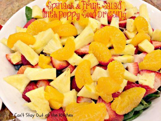 Spinach and Fruit Salad with Poppy Seed Dressing - IMG_9518.jpg