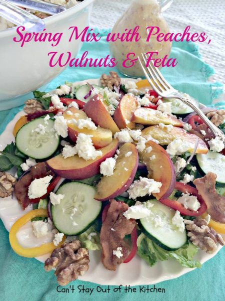 Spring Mix with Peaches, Walnuts and Feta - IMG_3357.jpg