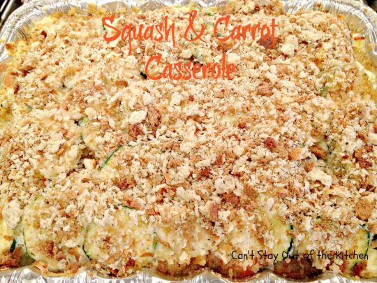 Squash and Carrot Casserole - Recipe Pix 27 332.jpg