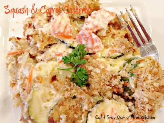 Squash and Carrot Casserole - Recipe Pix 27 468.jpg