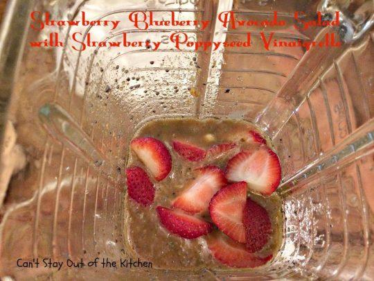 Strawberry Blueberry Avocado Salad with Strawberry Poppyseed Vinaigrette - IMG_4214.jpg