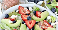Strawberry Blueberry Avocado Salad with Strawberry Poppyseed Vinaigrette - IMG_8908.jpg
