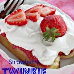 Strawberry Twinkie Dessert