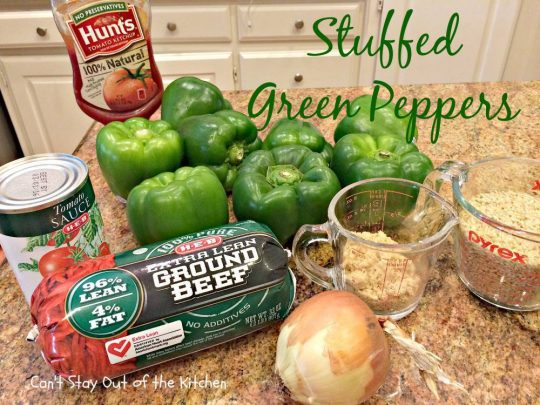 Stuffed Green Peppers - IMG_1572.jpg