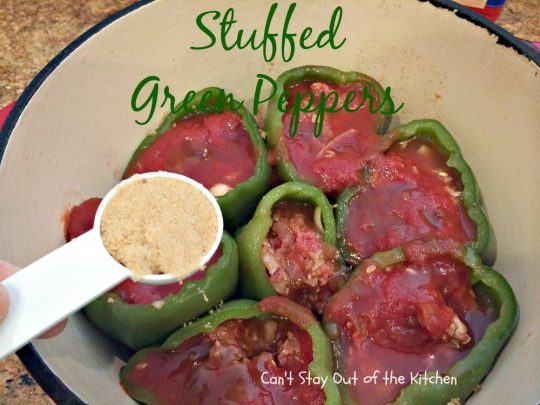 Stuffed Green Peppers - IMG_1580.jpg